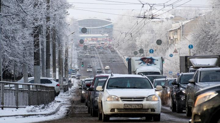 Пять светофоров не будут работать сегодня в Нижнем Новгороде