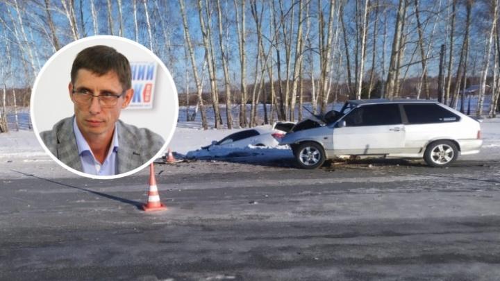 Директор департамента спорта Омска попал в реанимацию