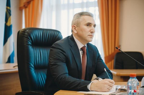 Законопроект внес губернатор за две недели до выборов в Госдуму