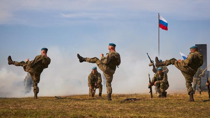 Военный на полставки: самарцам предложили совмещать работу и службу в армии