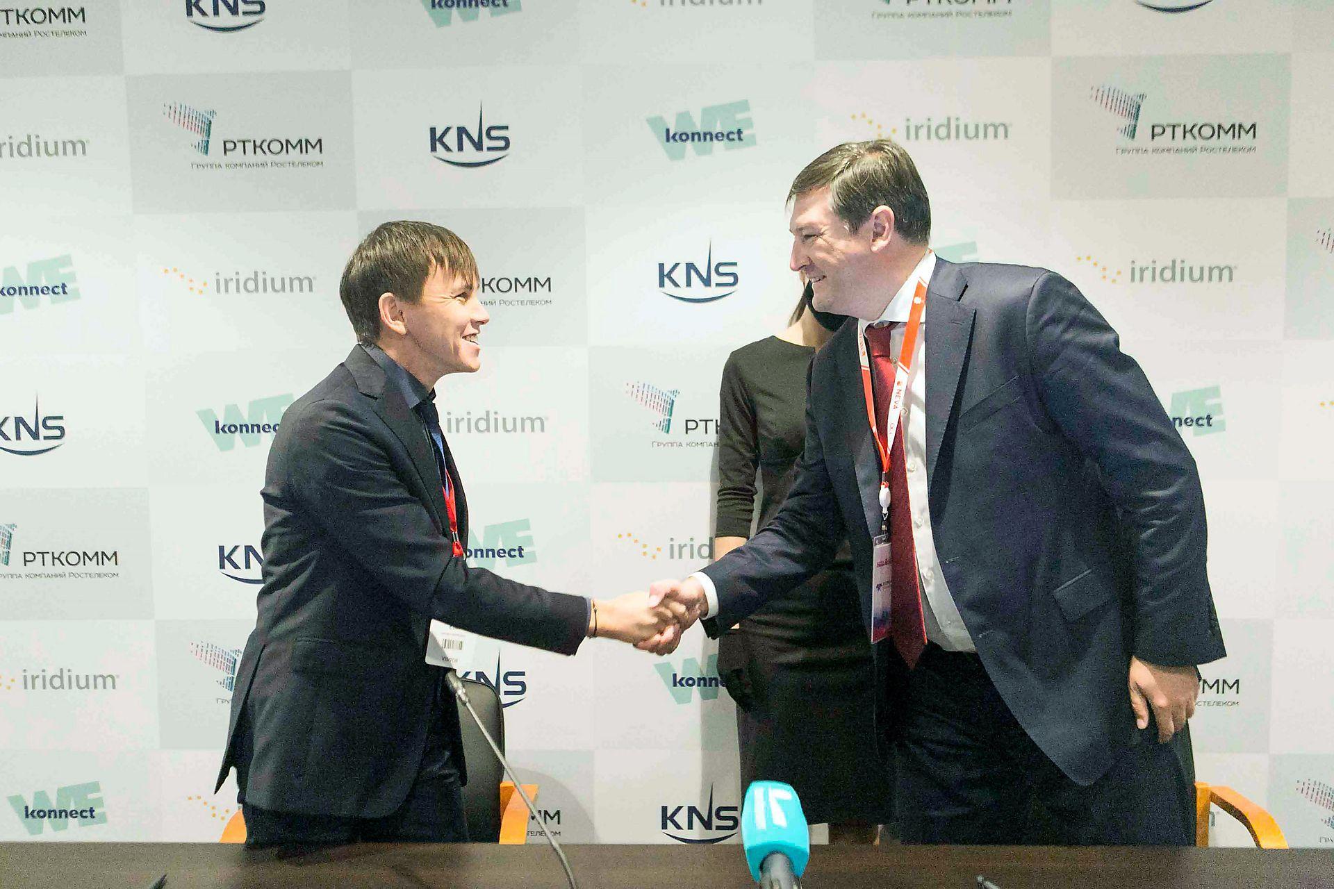 Глава KNS Inc Кевин Джин участвовал в мероприятии онлайн, на конференции присутствовал его российский коллега Ильдар Вахитов