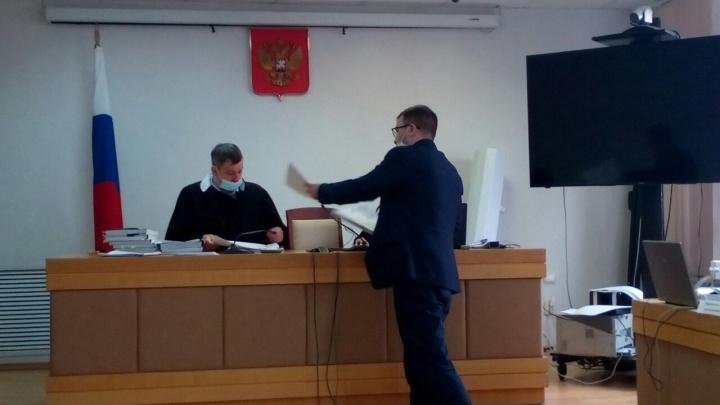 Юристы мэрии Уфы обвинили компанию депутата Носкова в злоупотреблении процессуальным правом