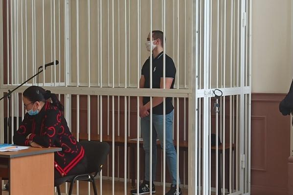 Виталий Васильев попросил суд отпустить его домой