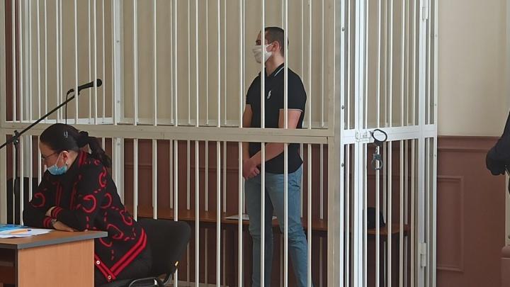 Просился на свободу: в Волгограде суд продлил арест убийце иностранного студента