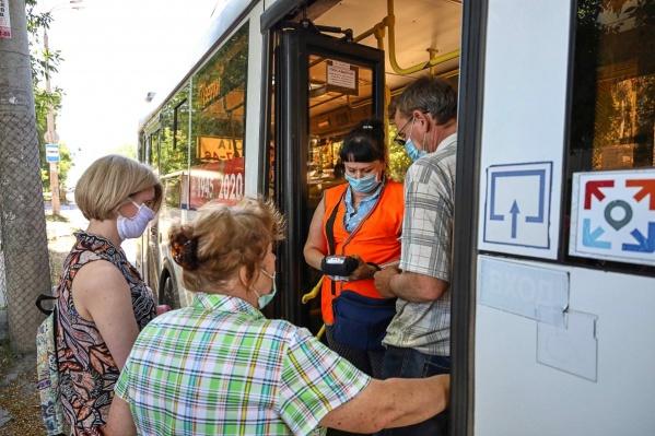 Первые автобусы начнут курсировать уже в эти выходные