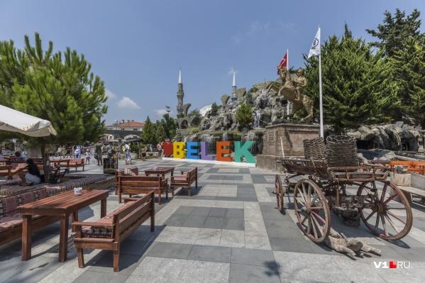 Напрямую из Волгограда полететь в Турцию пока нельзя