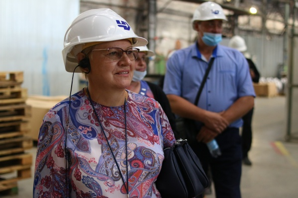 Завод предлагает конкурентную заработную плату и комфортные условия труда