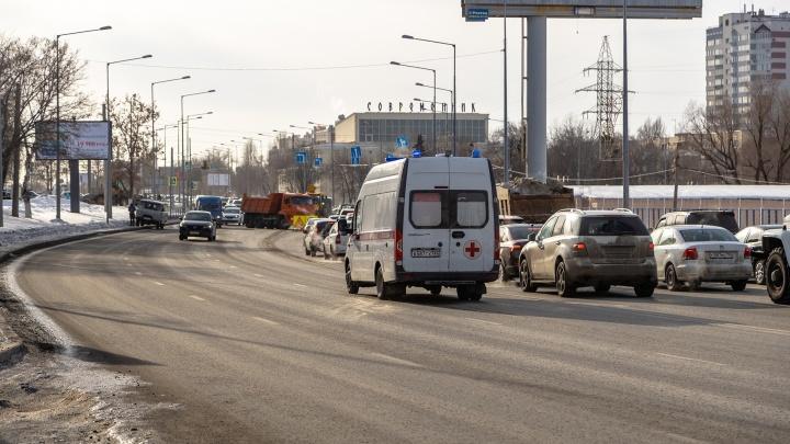 Стало известно, когда в Самаре перекроют улицу Ново-Садовую