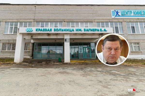Руслан Жанович работает в больнице более 25 лет