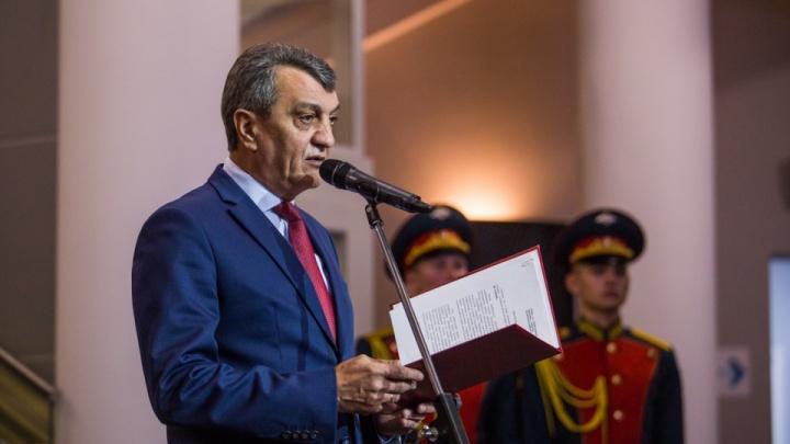 Сергей Меняйло покидает пост полпреда президента вСФО. Чем он вообще занимался наэтой работе?