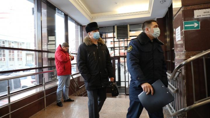 «Алтынова на растерзание»: по делу тюменского генерала в суде допросили главного свидетеля