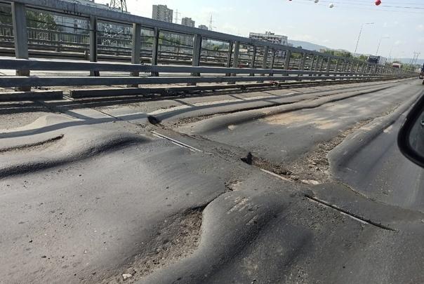 ГИБДД решила наказать строителей «пластилинового» участка трассы М-5