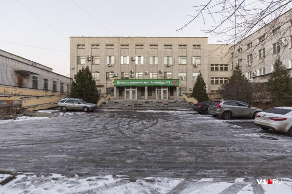 8-ая детская больница прекращает работу как инфекционный госпиталь