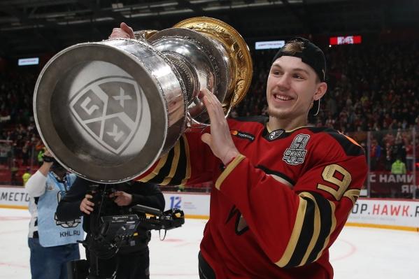 Кирилл Семёнов добился главной цели с «Авангардом»