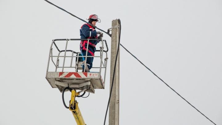 «И это XXI век?»: несколько деревень Ярославской области остались без электричества