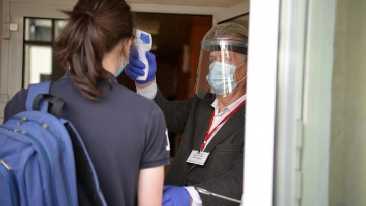 Власти Зауралья рассказали о начале учебного года в условиях пандемии COVID-19