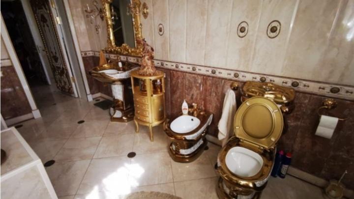 Уже не мечтают о дворцах с золотыми унитазами? Выясняем, где в России живут самые жадные гаишники