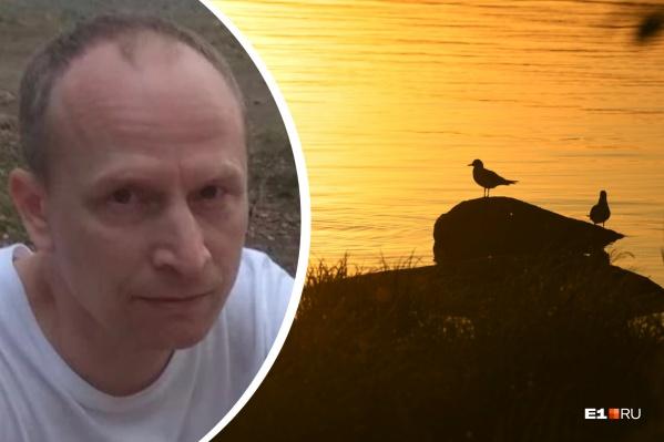 Сергей пропал во время велопрогулки по Шарташу
