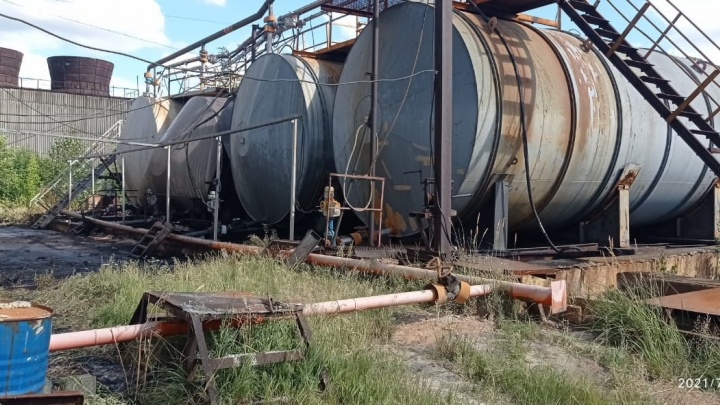 Экологи Тольятти сообщили о качестве воздуха на месте утечки серной кислоты