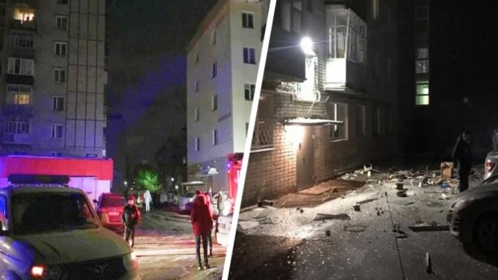 Спасатели завершили поиски людей под завалами дома в Зеленодольске