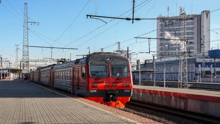 Дополнительный поезд будет курсировать между Нижним Новгородом и Москвой
