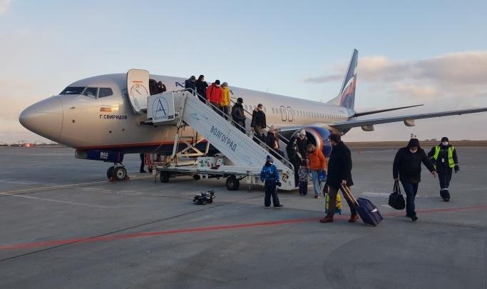 Не обещал, но вернулся: «Аэрофлот» оставляет один рейс из Волгограда в Москву