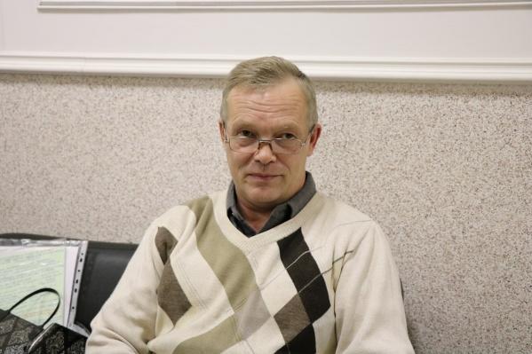 Сергей Тиунов известен как активист и правозащитник