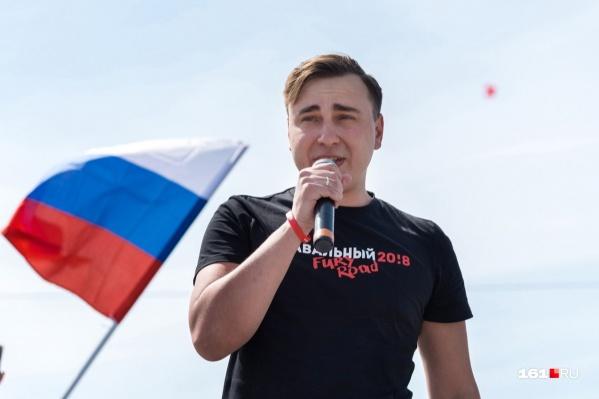 Дело Юрия Жданова связывают с политической деятельностью его сына Ивана