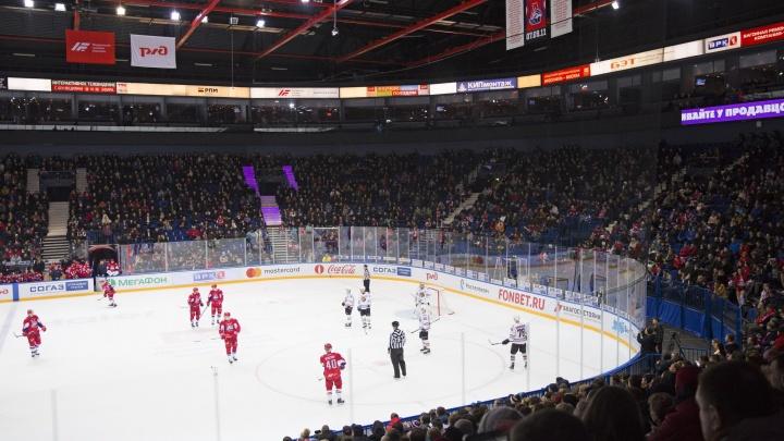 Ярославец избил друга, болевшего за другую хоккейную команду