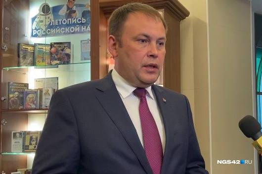 Илья Середюк вступит в должность мэра Кемерова с 15 сентября