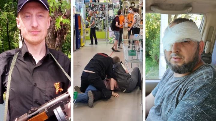 Ярославец выстрелил в охранника супермаркета из-за просьбы надеть маску: «Битва продолжается»