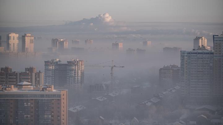 Как выглядит Новосибирск в -40градусов. Фоторепортаж с улиц застывшего города