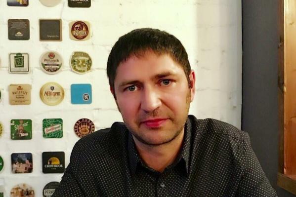 Алексея Худышина задержали утром 20 июля