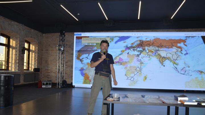 Российский путешественник и писатель Антон Кротов: «В Тюмени всё забетонировано, зацементировано и слащаво»