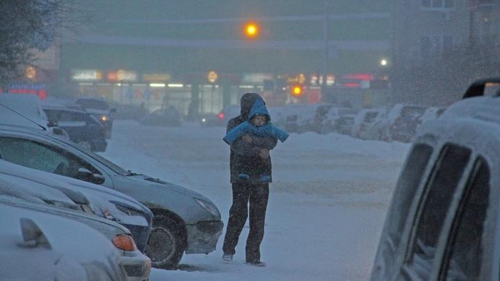 В Башкирии резко изменится погода на следующей неделе