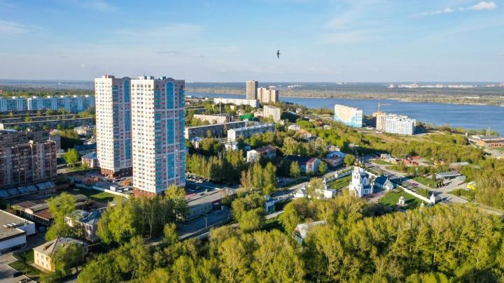 «Время», вперёд: в новом жилом комплексе стартовали продажи квартир