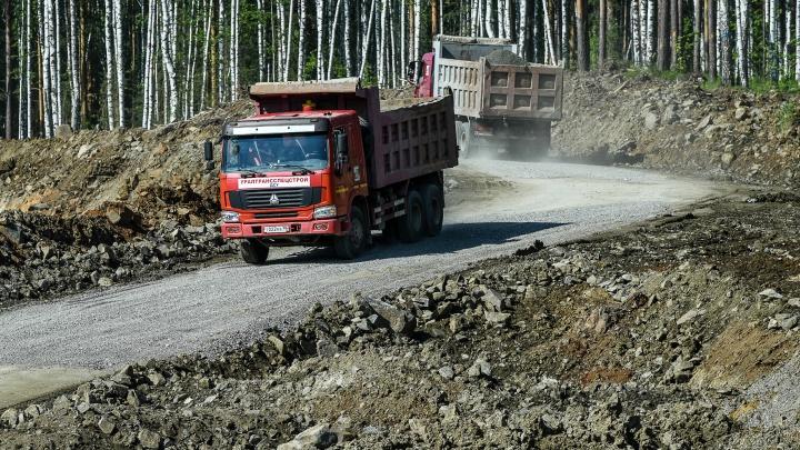 Стало известно, насколько длинным будет путинский автобан в Свердловской области