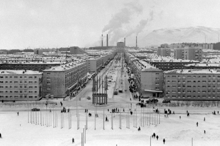 Город в советское время по качеству жизни мог сравниться только со столицами