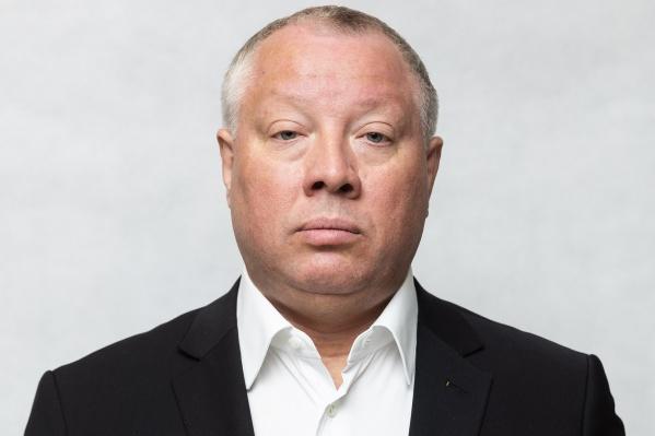 """Олег Усачёв работал в «Тракторе» с <nobr class=""""_"""">2019 года</nobr>"""