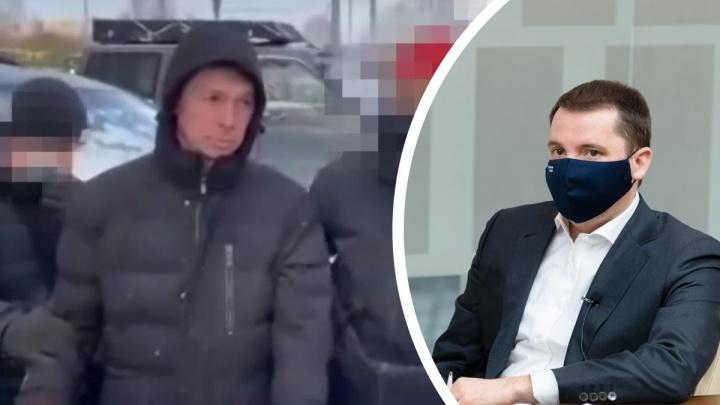 «Нулевая толерантность к коррупции»: Цыбульский ответил на вопрос о задержании экс-главы Котласа