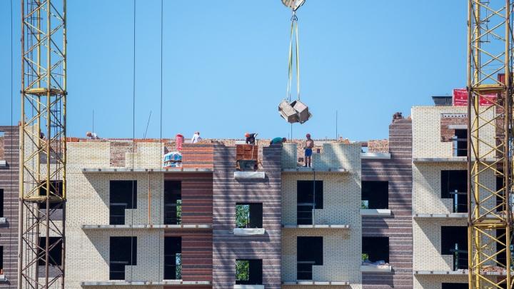 Красноярск вырастет еще на 250 тысяч человек: смотрим, где для них построят жилье