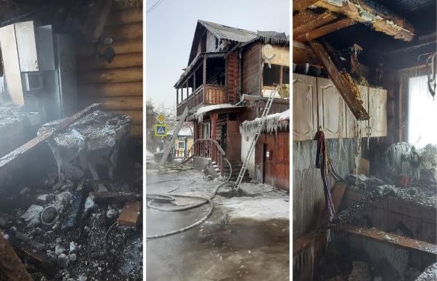 «Не знаю, куда нам идти после операции»: из-за пожара тюменка с больной дочерью остались без дома