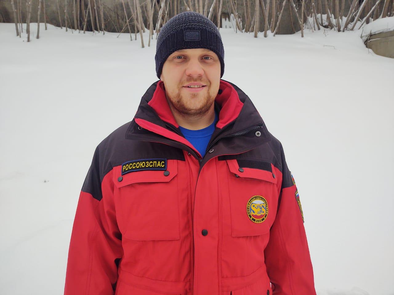 Алексей Зеленкин профессиональный спасатель