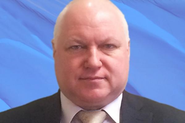 Виталий Проскуряков — член политического совета местного отделения партии «Единая Россия» в Нижневартовске