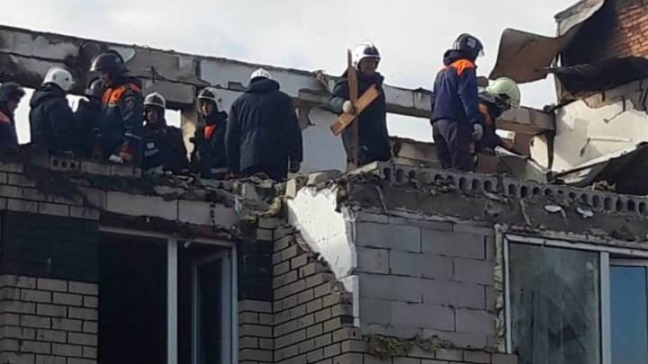 Что известно о взрыве в жилом доме в селе Маргуша