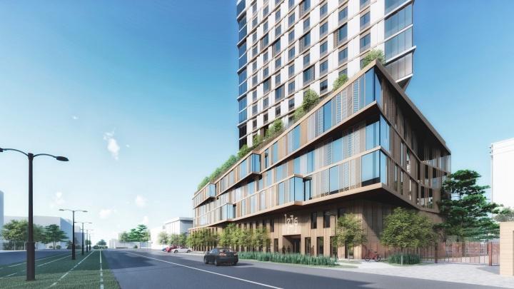 В центре Челябинска хотят построить новый квартал. Проект разработал Артемий Лебедев