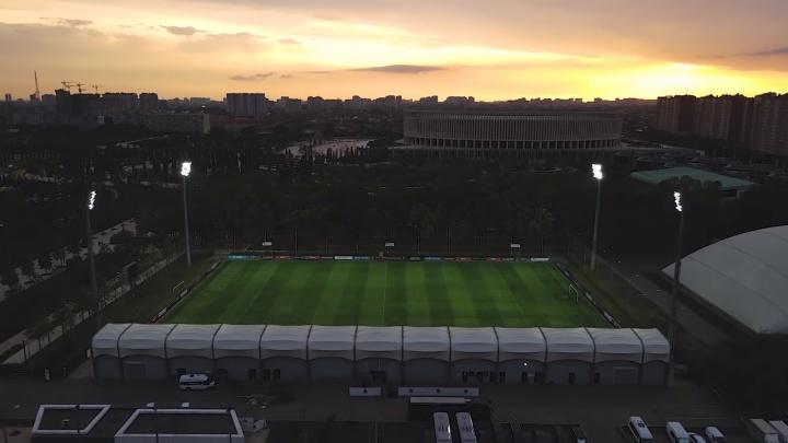 Стадион академии ФК «Краснодар» снесут, чтобы построить новую очередь парка Галицкого