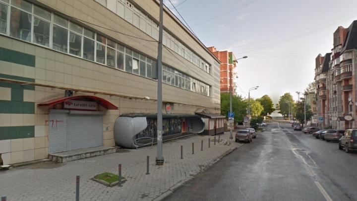 На улице Газеты «Звезда» снесут бизнес-центр, где была «Бионика». Вместо него построят дом