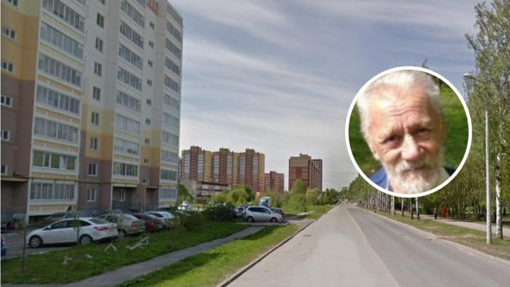Волонтеры объявили о поисках 80-летнего пенсионера с Кислотных дач