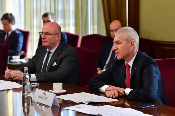Планируется, что на саммит в Екатеринбург приедет Владимир Путин